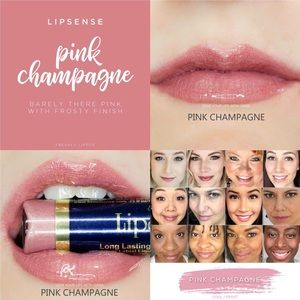 LipSense - Pink Champagne